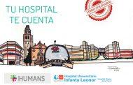 El Hospital Infanta Leonor (Madrid) edita un libro solidario con relatos escritos e ilustrados por sus profesionales