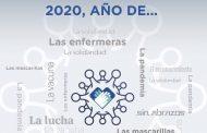 La revista Enfermería Facultativa analiza todo lo acontecido en el año 2020