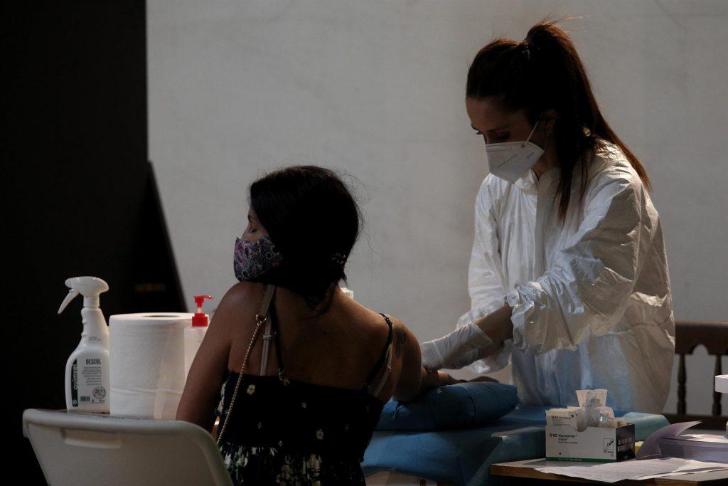 Las enfermeras valencianas solicitan que todos los contratos de refuerzo COVID se renueven hasta final de año