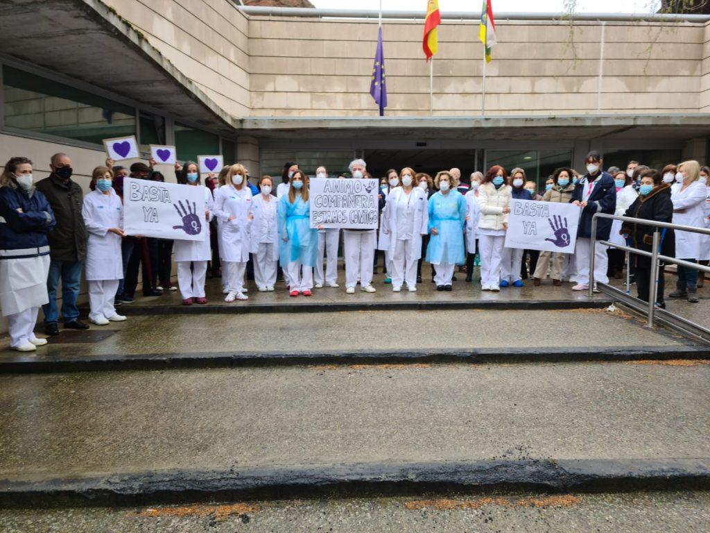 Consternación entre las enfermeras riojanas por la brutal agresión a una compañera que se encuentra en estado grave