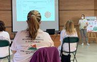 Enfermeras canarias imparten formación a otros colectivos para protegerse frente al COVID-19