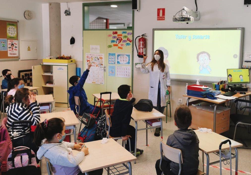 El Consejo Andaluz de Enfermería lanza la campaña 'Enfermería Escolar ya'