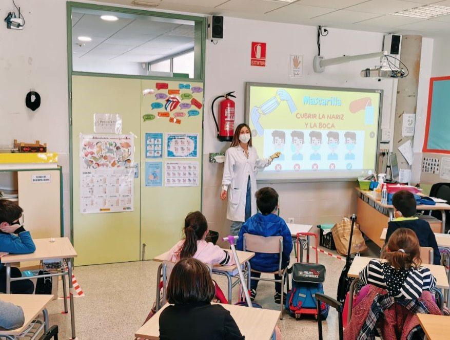 Reclaman la implantación de la enfermería escolar en Galicia