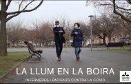 """""""La luz en la niebla"""", el documental de las enfermeras de Lérida"""