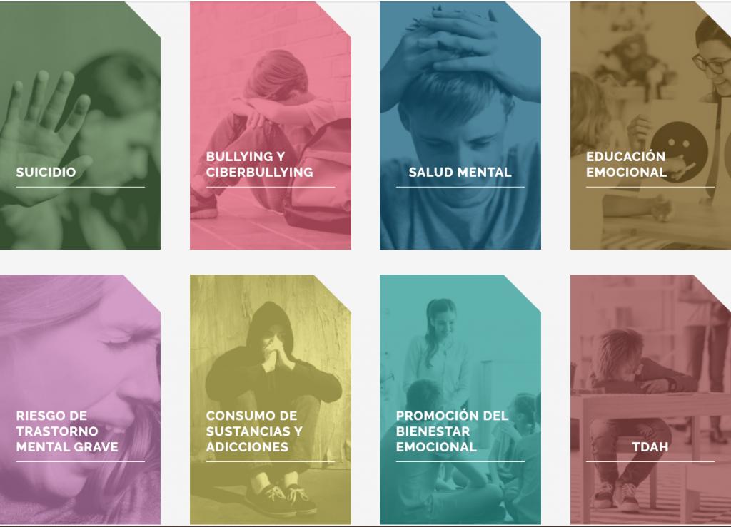 Primer test de cribado para prevenir conductas suicidas en jóvenes españoles