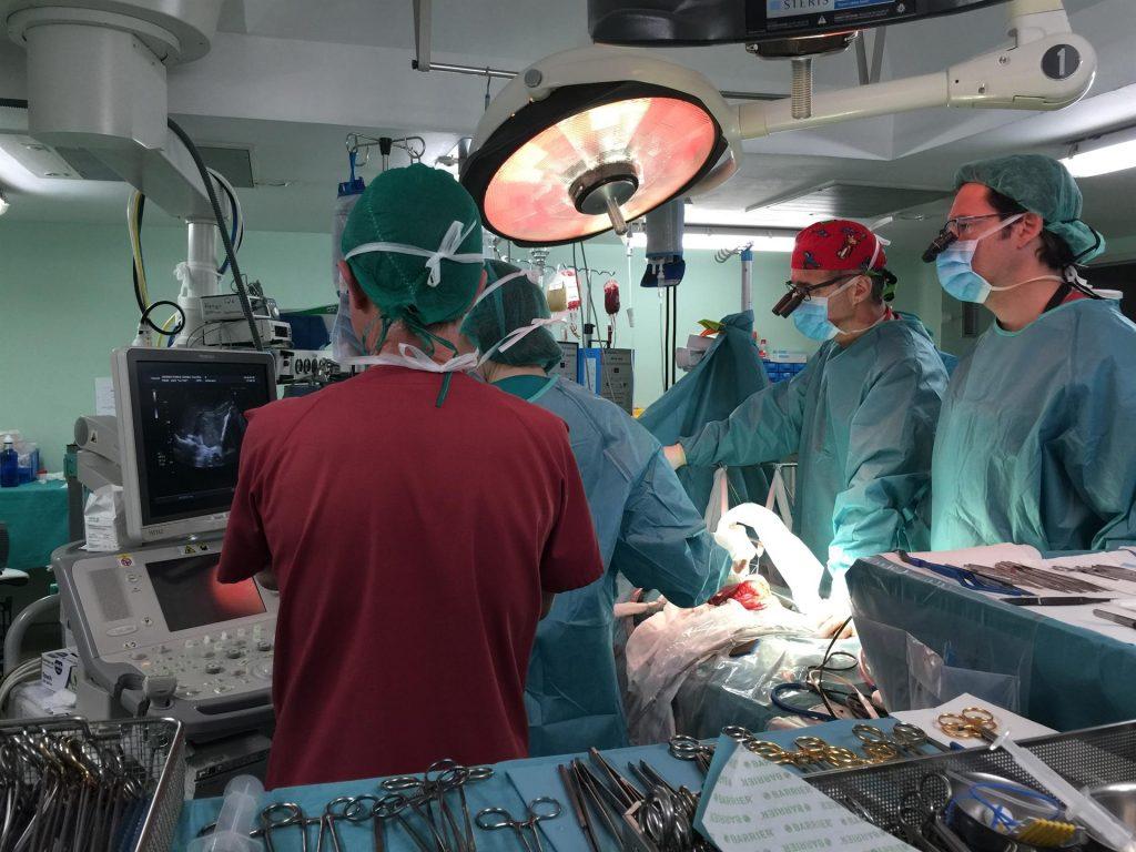 España e Italia realizan el cuarto trasplante cruzado internacional a pesar de la tercera ola de la pandemia
