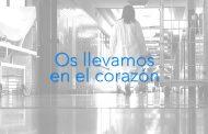 """Enfermería recuerda a los compañeros """"caídos"""" en la lucha frente al COVID-19"""