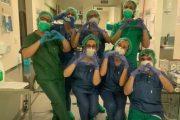 El Colegio de Enfermería de Burgos homenajea a sus enfermeras con un vídeo en el aniversario de la pandemia