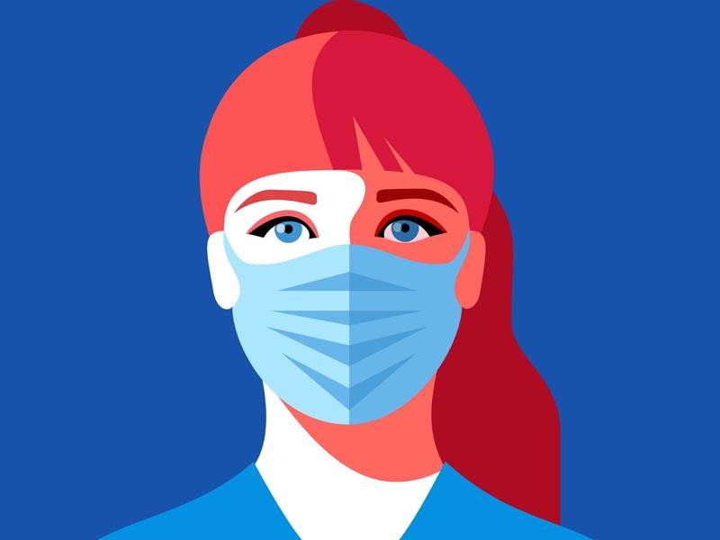 Una enfermera cuenta su experiencia como paciente y sanitaria frente al COVID-19 en un libro