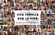 Compartir sonrisas, una propuesta de enfermeras valencianas para hacer más llevadera la pandemia