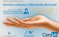 Fórmate en los cuidados de la piel: 3.500 enfermeras se han inscrito ya en el webinar del próximo 27 de abril