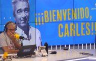 El periodista Carles Francino reaparece tras superar el COVID-19 con un sentido homenaje a las enfermeras