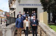 José Miguel Carrasco Sancho, nuevo presidente del Consejo Andaluz de Enfermería