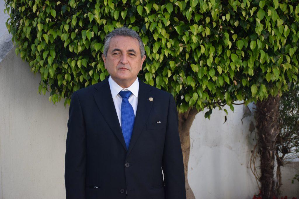 """José Miguel Carrasco Sancho: """"Nuestro reto es abrir caminos de mejora para la situación de la Enfermería en Andalucía"""""""