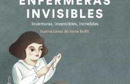 Ya tenemos los dos ganadores del concurso en Instagram de los libros <i>Enfermeras invisibles </i>: @paloma_due y @flopisz