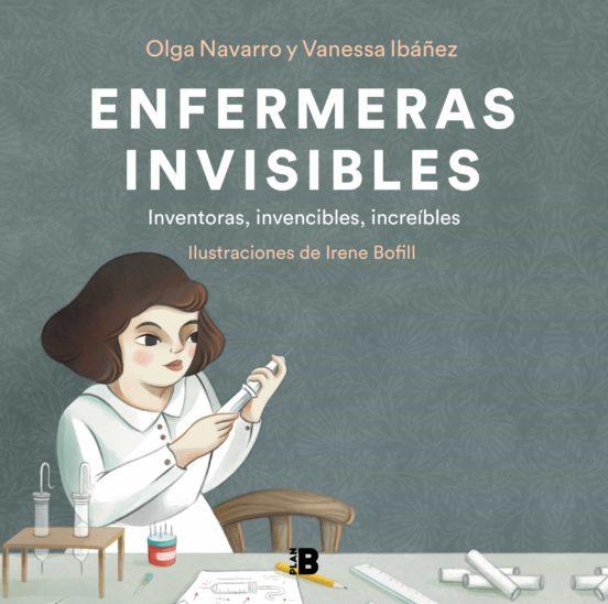 El CGE sortea dos ejemplares de <i>Enfermeras Invisibles</i> entre sus seguidores de Instagram
