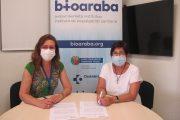 El Colegio de Enfermería de Álava firma un convenio con Bioaraba para promover la investigación enfermera