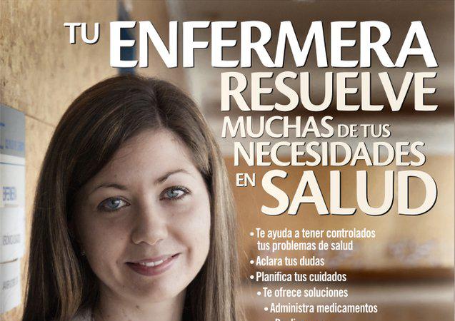 Castilla y León promociona las consultas de enfermería de Atención Primaria