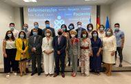 La nueva Junta de Gobierno toma posesión de sus cargos en el Colegio de Enfermería de Orense