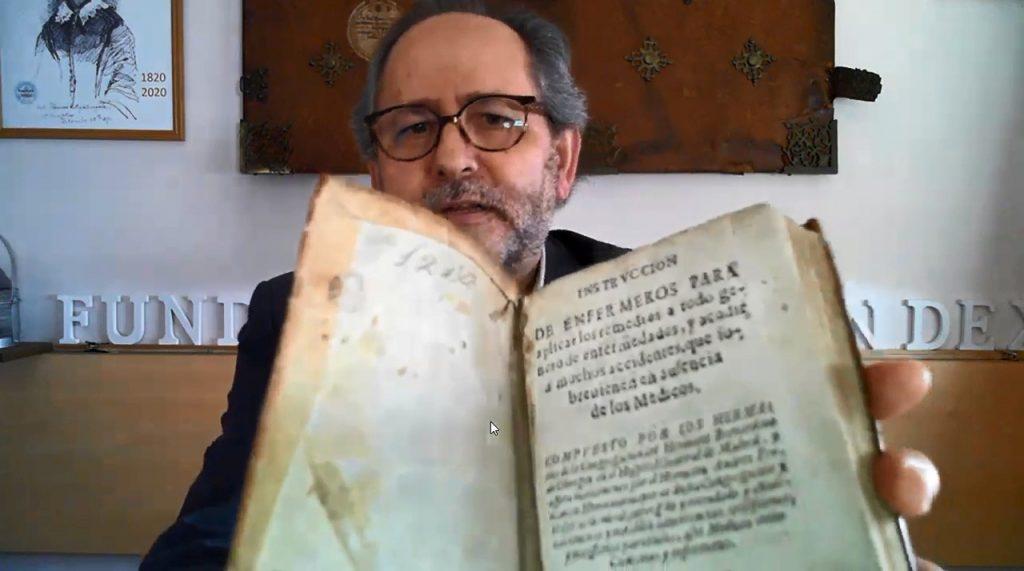 Manuel Amezcua (Fundación Index):