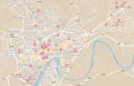 El Colegio de Enfermería de Córdoba elabora un mapa con las zonas cardioaseguradas de la provincia