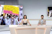 La manifestación de los EIR centra el nuevo informativo de Canal Enfermero