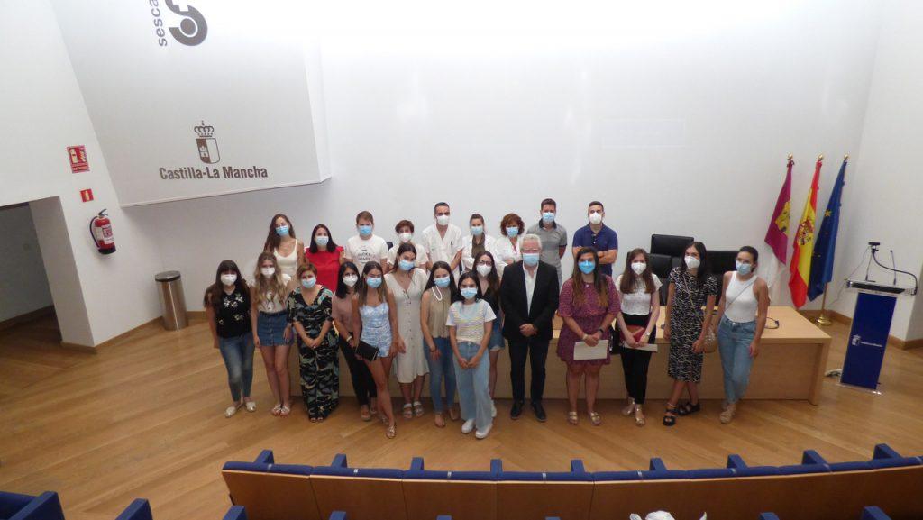 Ciudad Real da la bienvenida a los nuevos EIR que harán la especialidad en la provincia