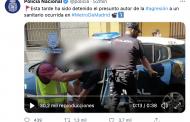 Detienen al joven que presuntamente agredió al enfermero en el metro de Madrid: se había cambiado el color del pelo e intentaba huir