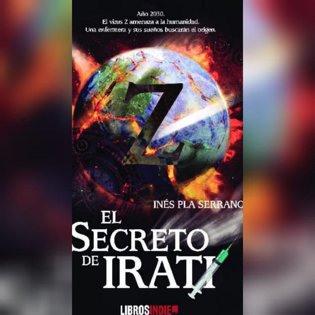 Inés Pla publica 'El secreto de Irati': la historia de una enfermera frente a una pandemia escrita por otra enfermera
