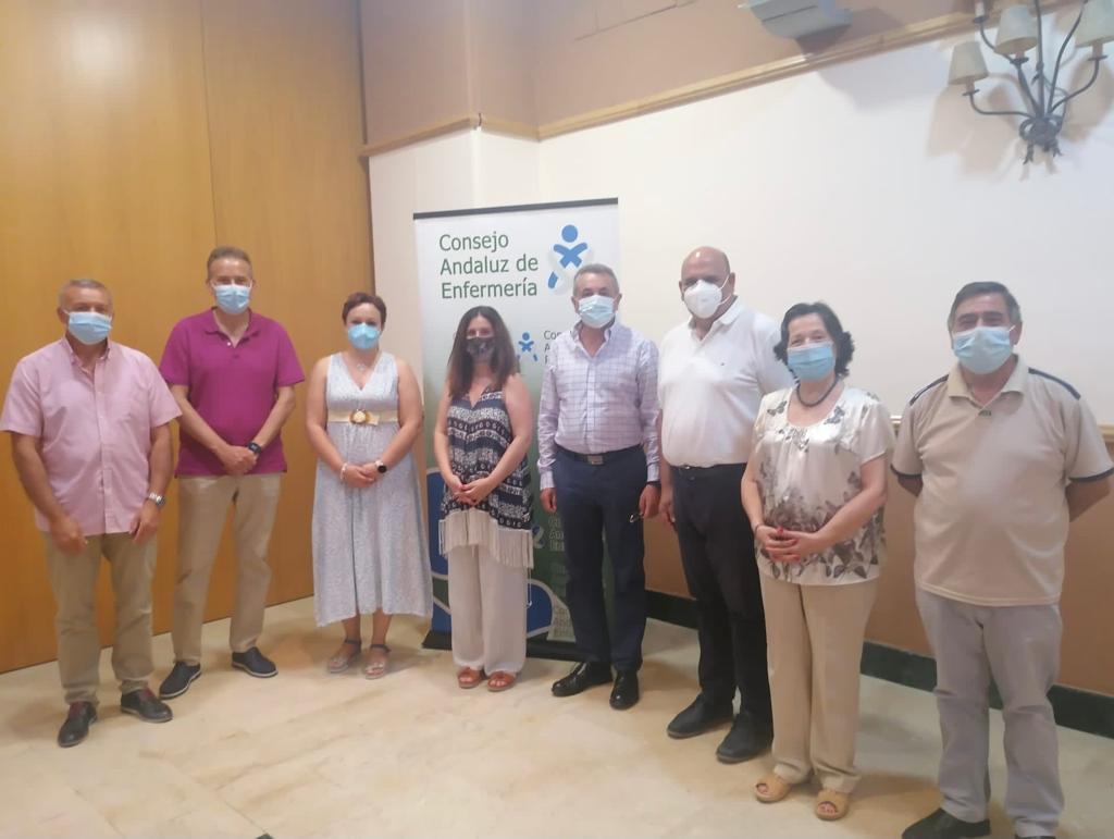 Frente común por la enfermería escolar en Andalucía
