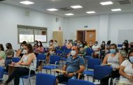 El Colegio de Enfermería de Jaén prepara a 600 profesionales para el examen de la OPE