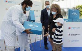 Presentan una iniciativa para mejorar el proceso asistencial de niños con cáncer