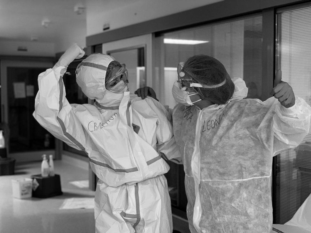 Las profesiones sanitarias alertan de las graves consecuencias psicológicas que va a tener la pandemia en sus profesionales