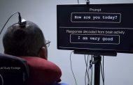 La tecnología permite obtener frases completas de personas con parálisis transcribiendo su cerebro al intentar hablar