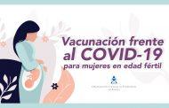 El CGE y ANENVAC recomiendan a las mujeres embarazadas que se vacunen frente al COVID-19