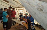 Enfermeras de Almería lideran el dispositivo de vacunación en los asentamientos chabolistas de la provincia