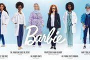 El trabajo en primera línea de seis sanitarias frente a la pandemia inmortalizado en forma de Barbie