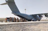 Misión enfermera: evacuar Afganistán