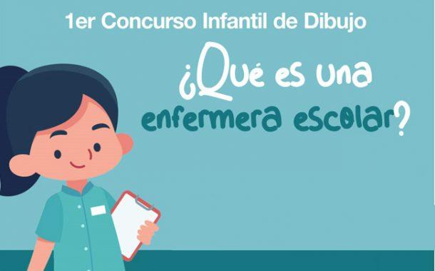 El Colegio de Enfermería de Málaga lanza su I Concurso Infantil de Dibujo