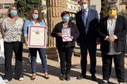 El Colegio de Enfermería de Tarragona recibe la Medalla de la Ciudad