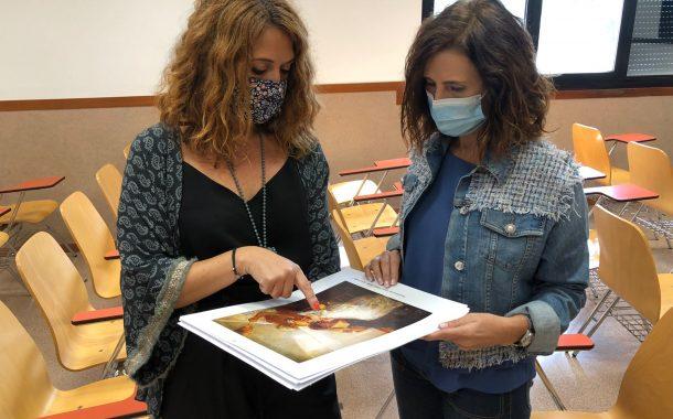 Velázquez, Da Vinci o Goya se convierten en pacientes ficticios para los alumnos de Enfermería en las Escuelas Universitarias Gimbernat