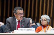 La OMS pide actuar para proteger mejor al personal sanitario y asistencial contra el COVID-19