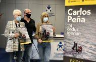 Carlos Peña realizará una travesía a nado 24 horas en la ría de Orio en homenaje a las enfermeras de Guipúzcoa
