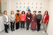 El Colegio de Enfermería de Navarra renueva su equipo con Isabel Iturrioz como presidenta